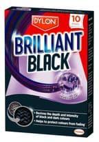 Dylon Brilliant Black - 10 Sheets